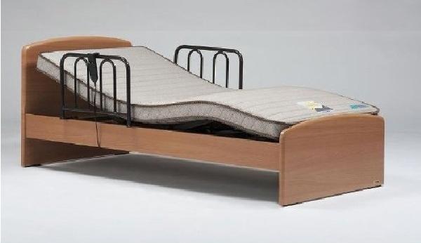 カツマタ家具の電動リクライニングベッド 介護ベッド ご家庭での介護に最適